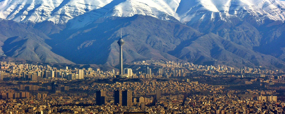 TEHERAN, IRAN (A Geographical Pivot between the Caspian sea & the PG)