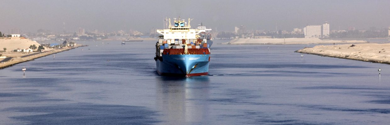 The new SUEZ CANAL, enlarging the world's largest canal…
