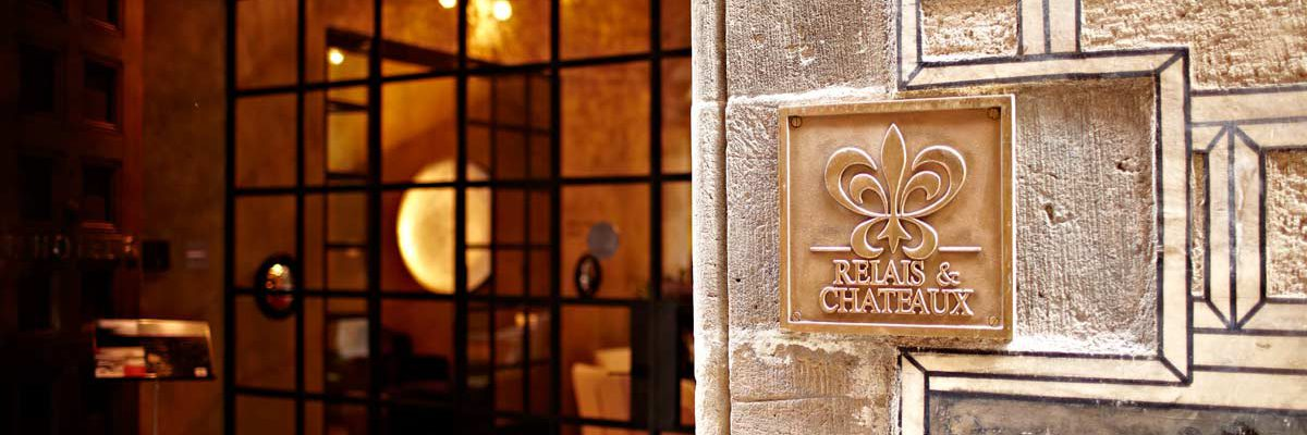 THE ONLY RELAIX CHATEAUX HOTEL IN BARCELONA!