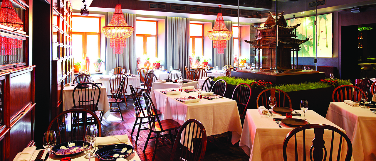 Mr. LEE Restaurant, MOSCOW