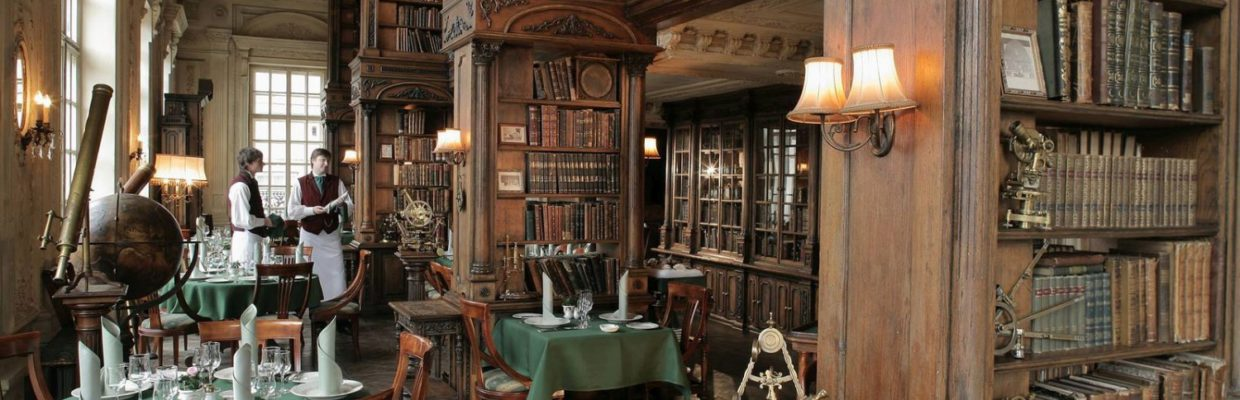 PUSHKIN CAFE, a literary inspiration