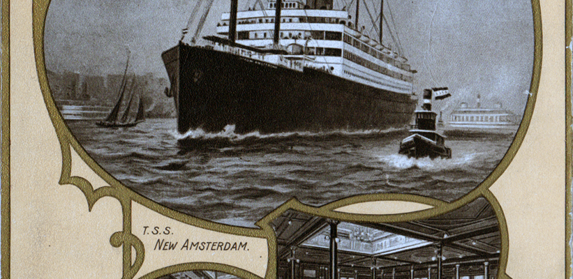 "HOTEL NEW YORK, ROTTERDAM (EVERY THEN & ""NOW"")"
